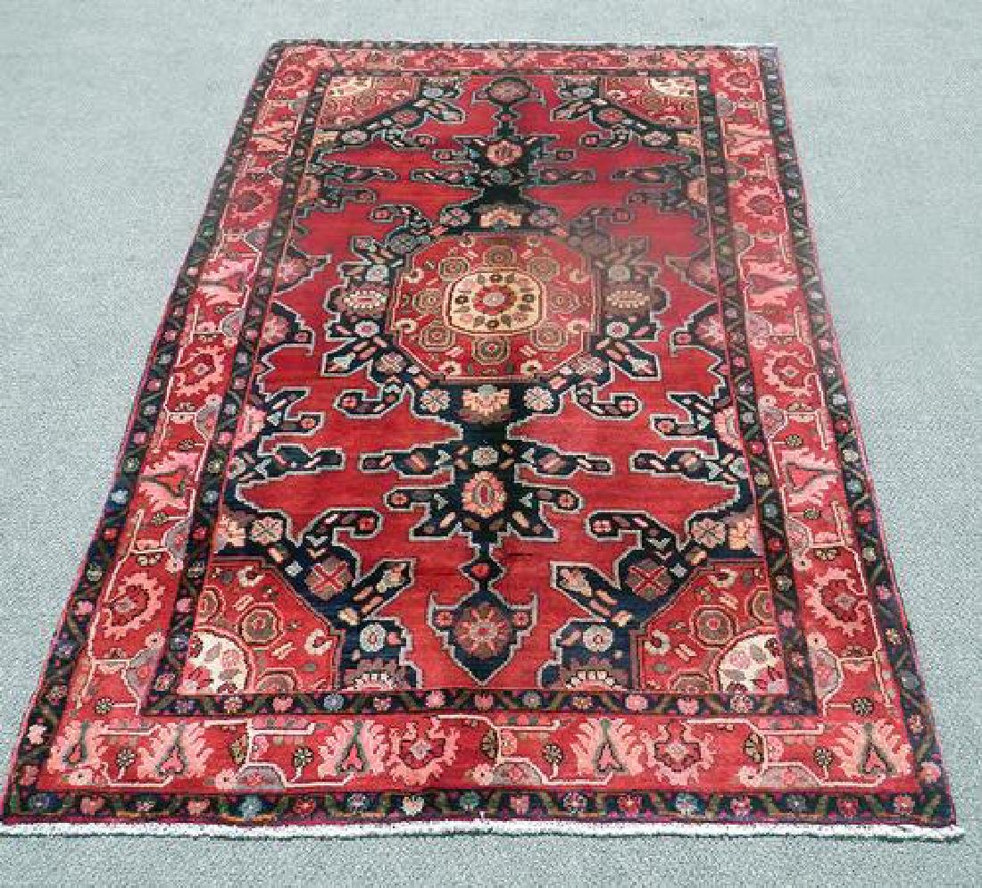 Superb Handmade Persian Kermanshah 5.1x9.2 - 2