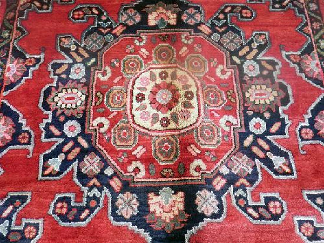 Superb Handmade Persian Kermanshah 5.1x9.2 - 4