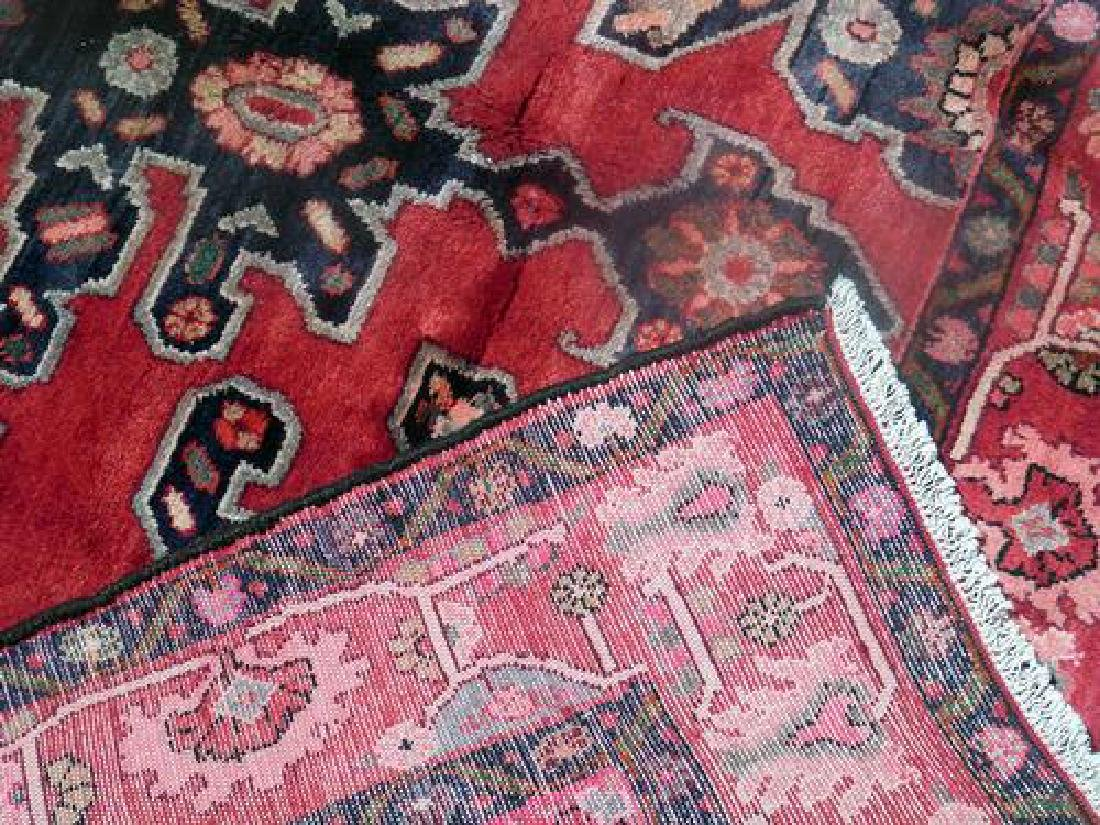 Superb Handmade Persian Kermanshah 5.1x9.2 - 5