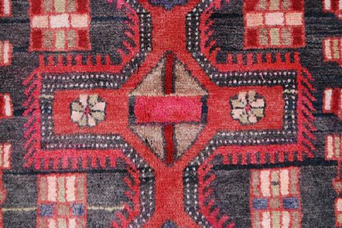Splendid Semi Antique Handmade Persian Kermanshah - 4