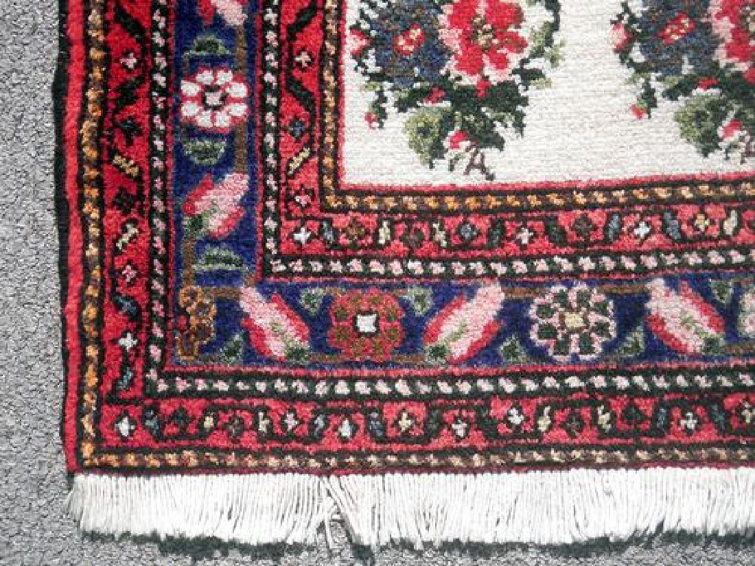 Elegant Finest Quality Persian Shawl 4.5 x 6.2 - 4