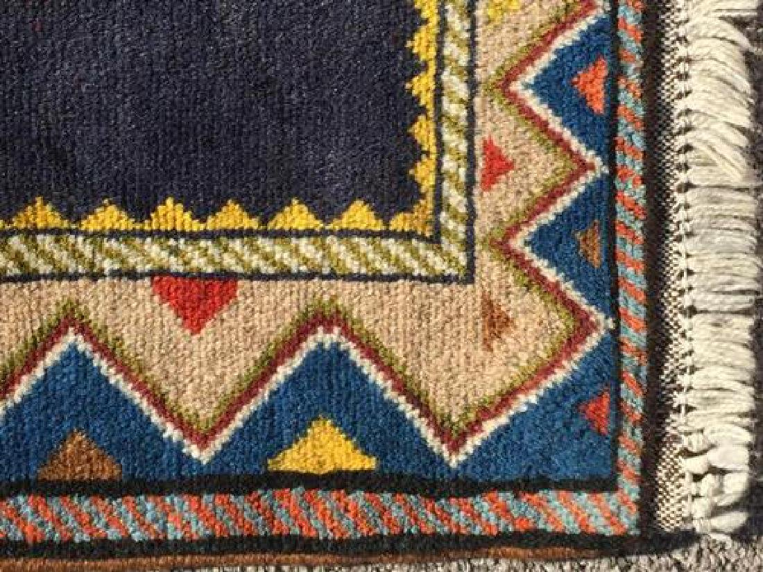 Lovely All Natural Hand woven Persian Arak Rug - 4