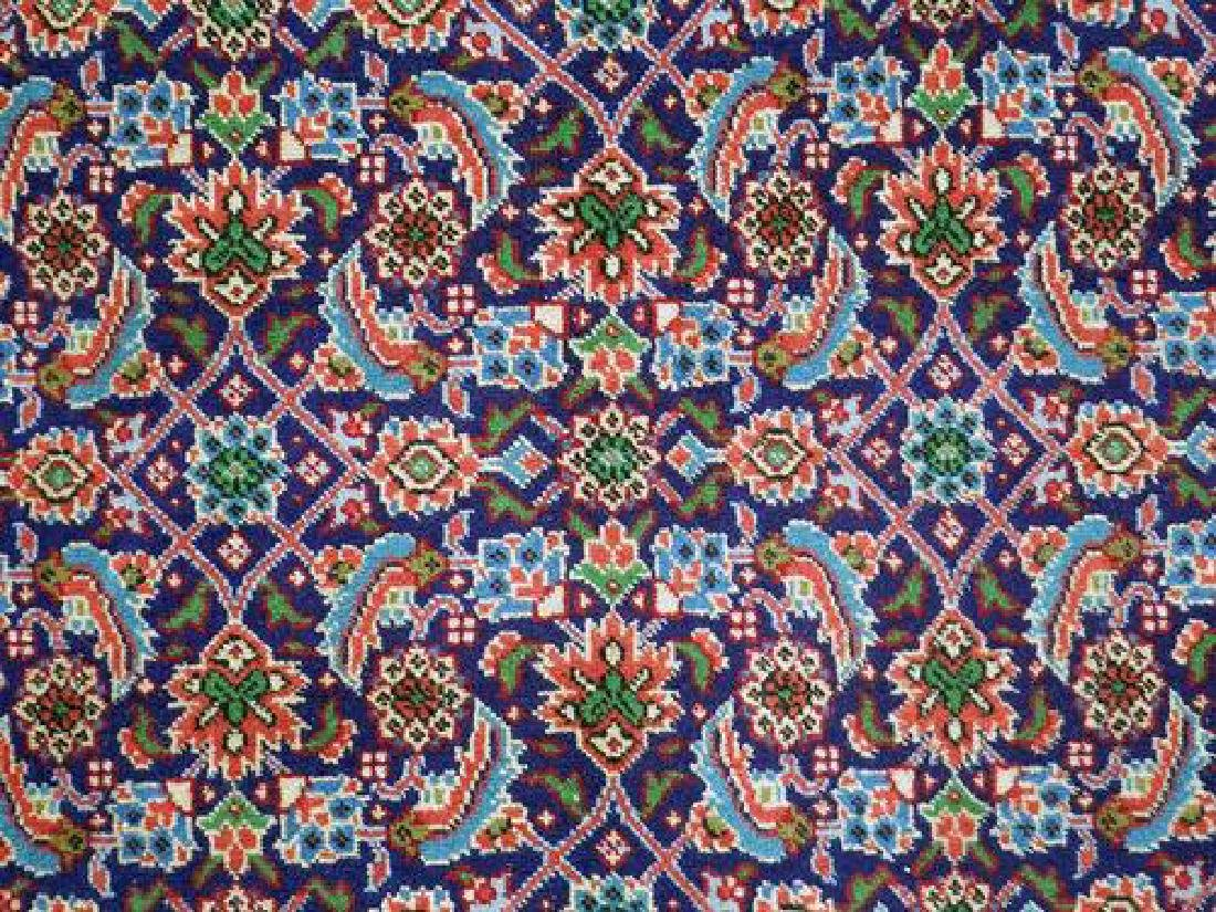 Collectible and unique Hand woven Persian Tabriz Rug - 4
