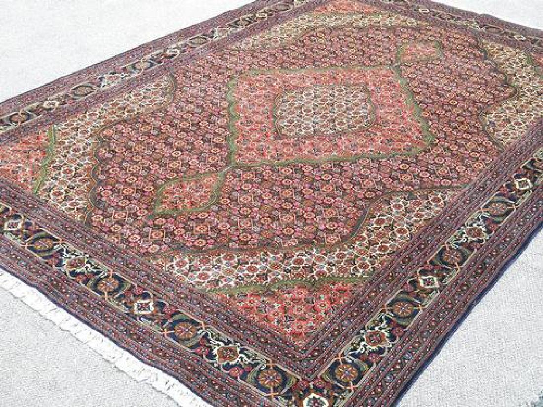 Exquisite Highly Detailed Handmade Persian Tabriz Rug - 2