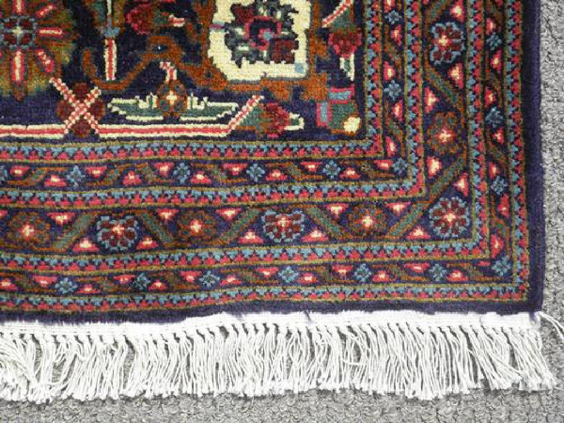 Exquisite Highly Detailed Handmade Persian Tabriz Rug - 3
