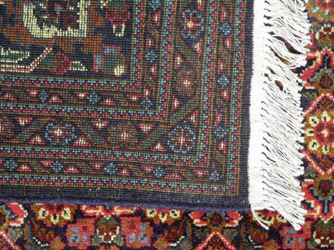 Exquisite Highly Detailed Handmade Persian Tabriz Rug - 4