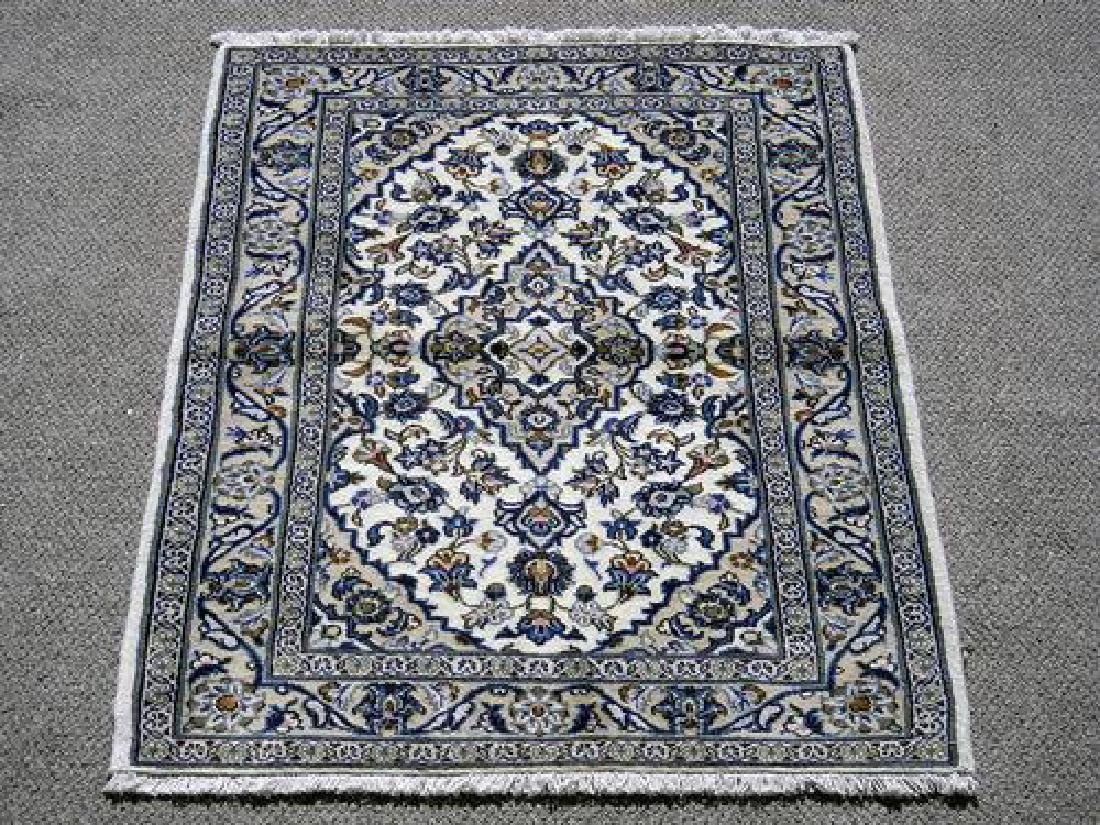 Highly Intricate Highly Detailed Persian Kashan
