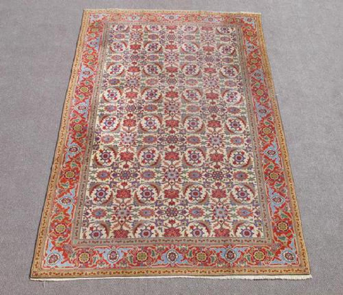 Gorgeous Semi Antique All Over Turkish Kaysari 6.7x10