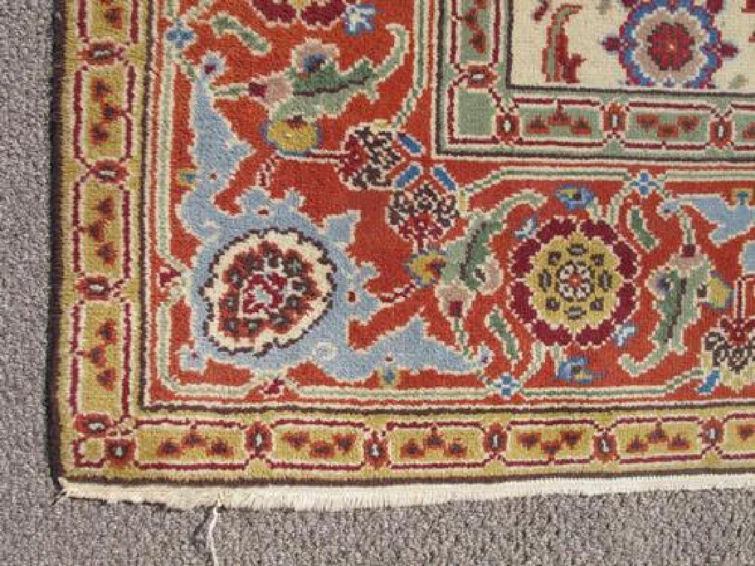 Gorgeous Semi Antique All Over Turkish Kaysari 6.7x10 - 3