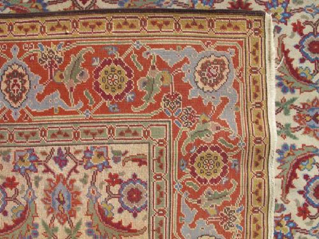 Gorgeous Semi Antique All Over Turkish Kaysari 6.7x10 - 5
