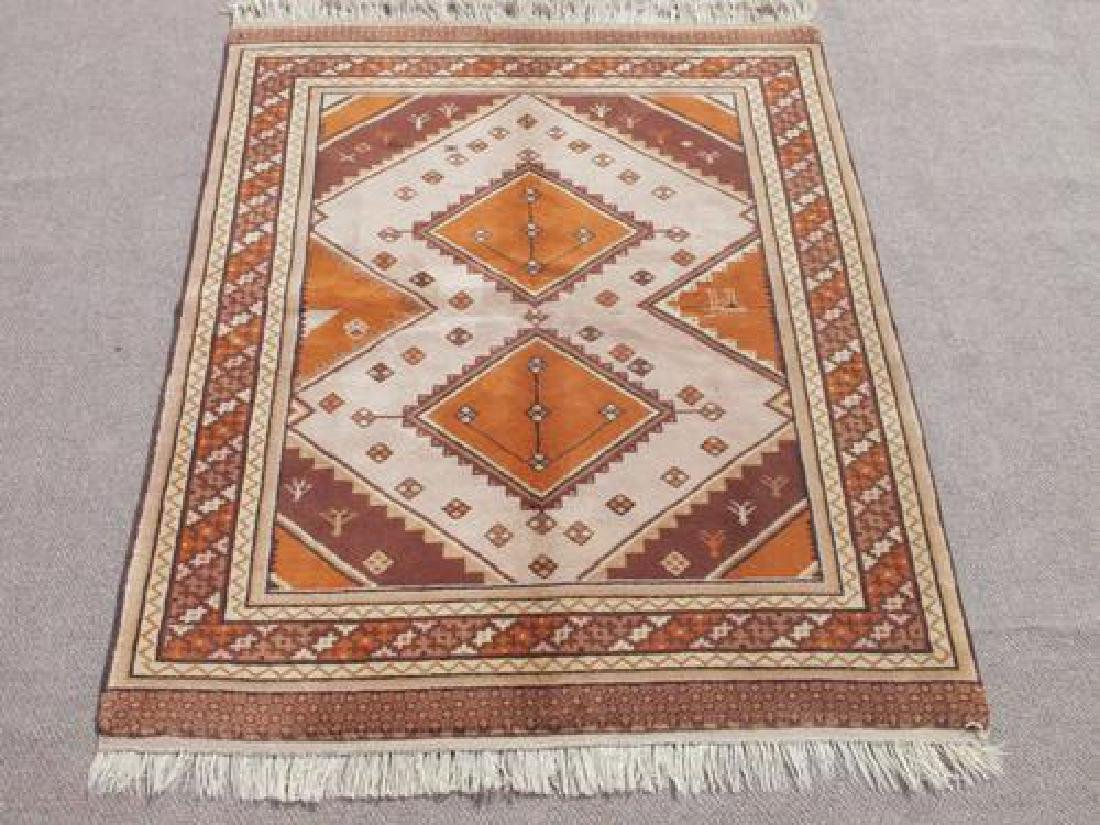 Beautiful Fine Quality Semi Antique Oashak Design