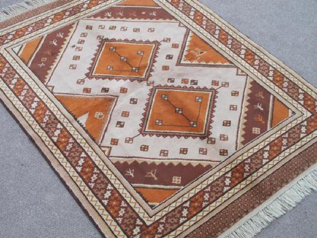 Beautiful Fine Quality Semi Antique Oashak Design - 2