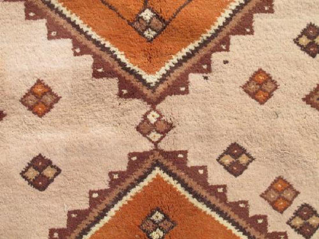 Beautiful Fine Quality Semi Antique Oashak Design - 4