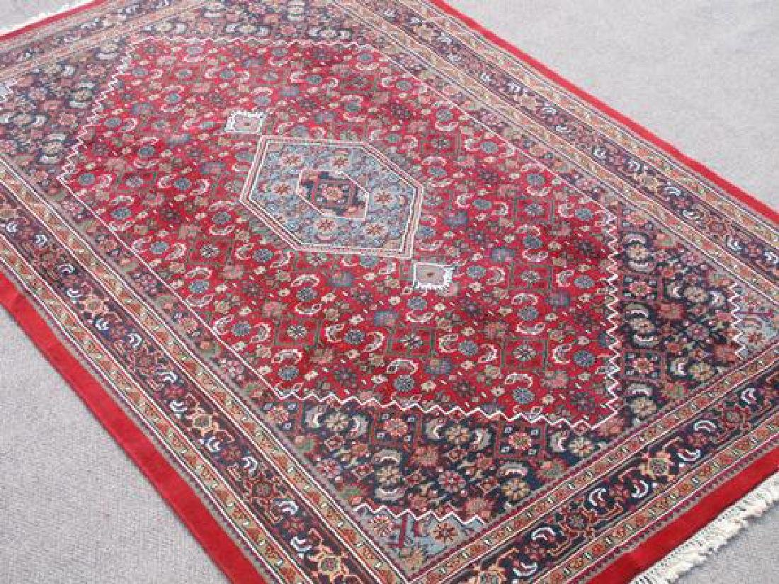 Gorgeous Deeply Detailed Indo Bidjar Design 10x6.7 - 2