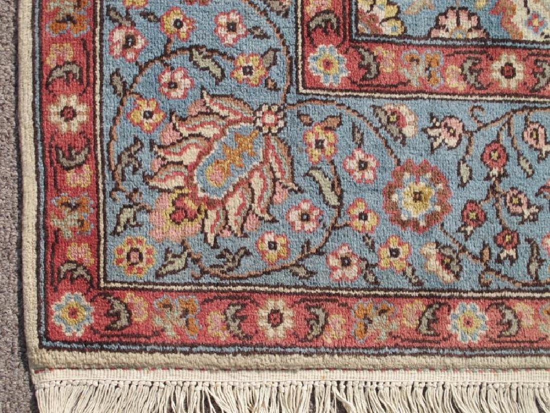 Very Beautiful Semi Antique Persian Tabriz 10x6.9 - 3