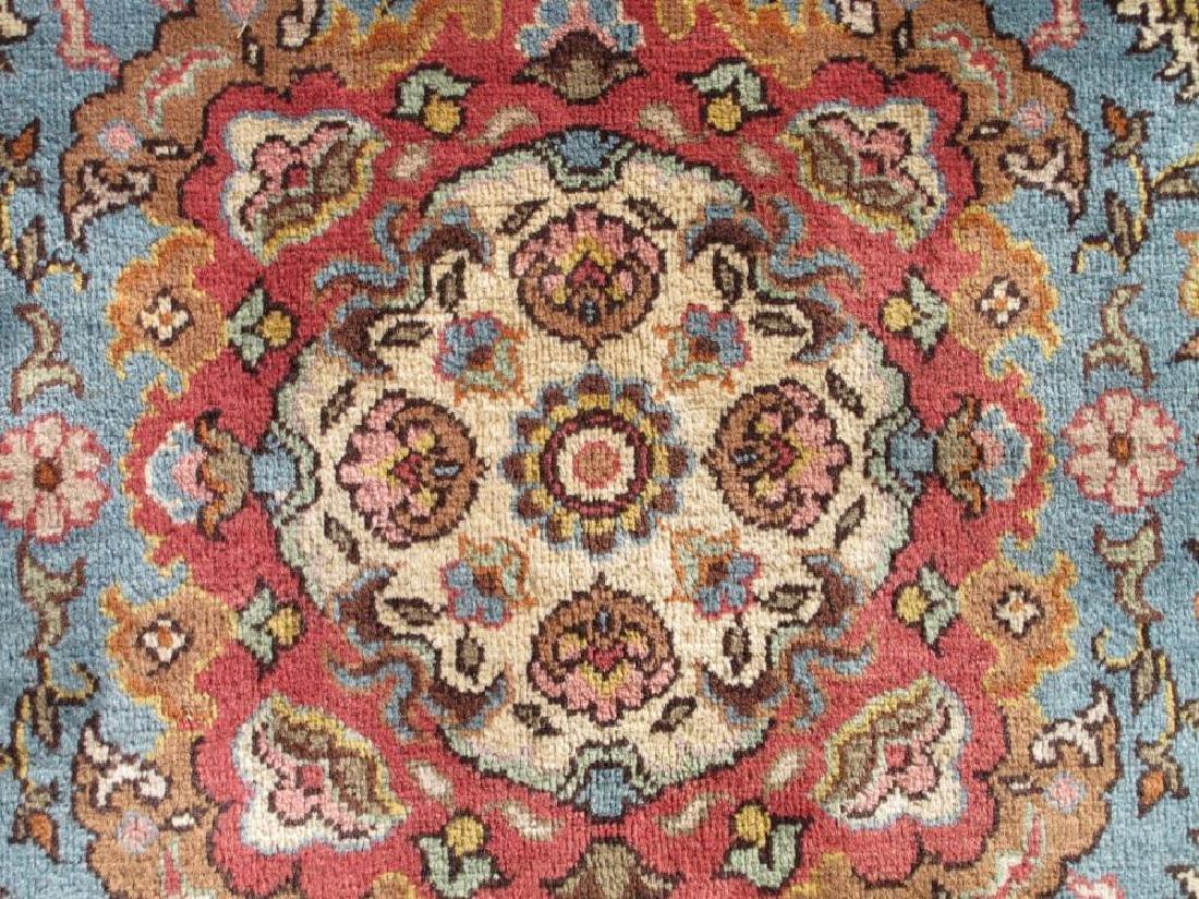 Very Beautiful Semi Antique Persian Tabriz 10x6.9 - 4