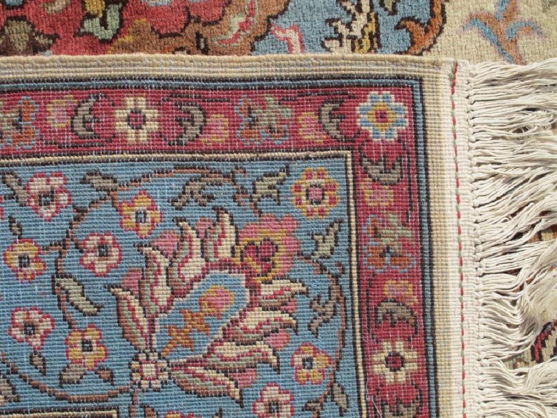 Very Beautiful Semi Antique Persian Tabriz 10x6.9 - 5