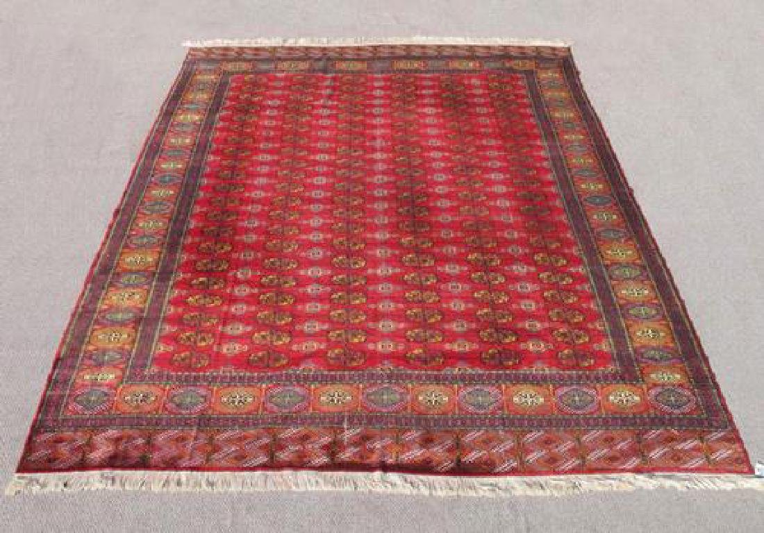 Absolutely Stunning Soft Wool Pile  Semi Antique