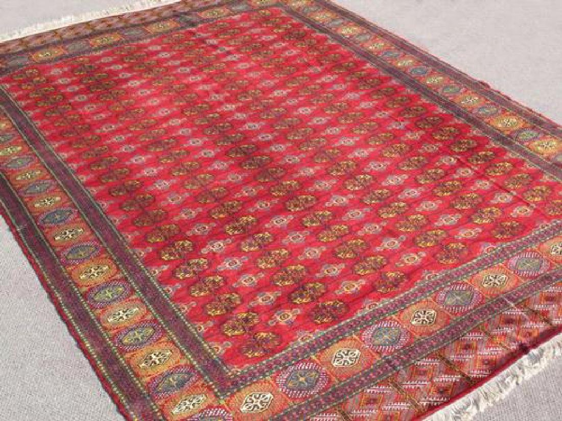 Absolutely Stunning Soft Wool Pile  Semi Antique - 2