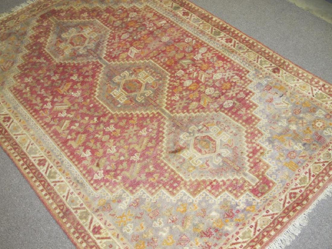 Highly Collectible Handmade Semi Antique Persian Shiraz - 2