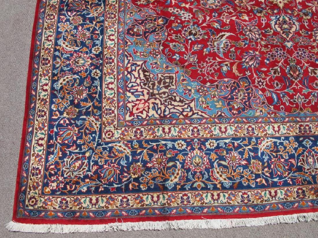 Absolutely Striking Authentic Persian Isfahan 10x13.4 - 3