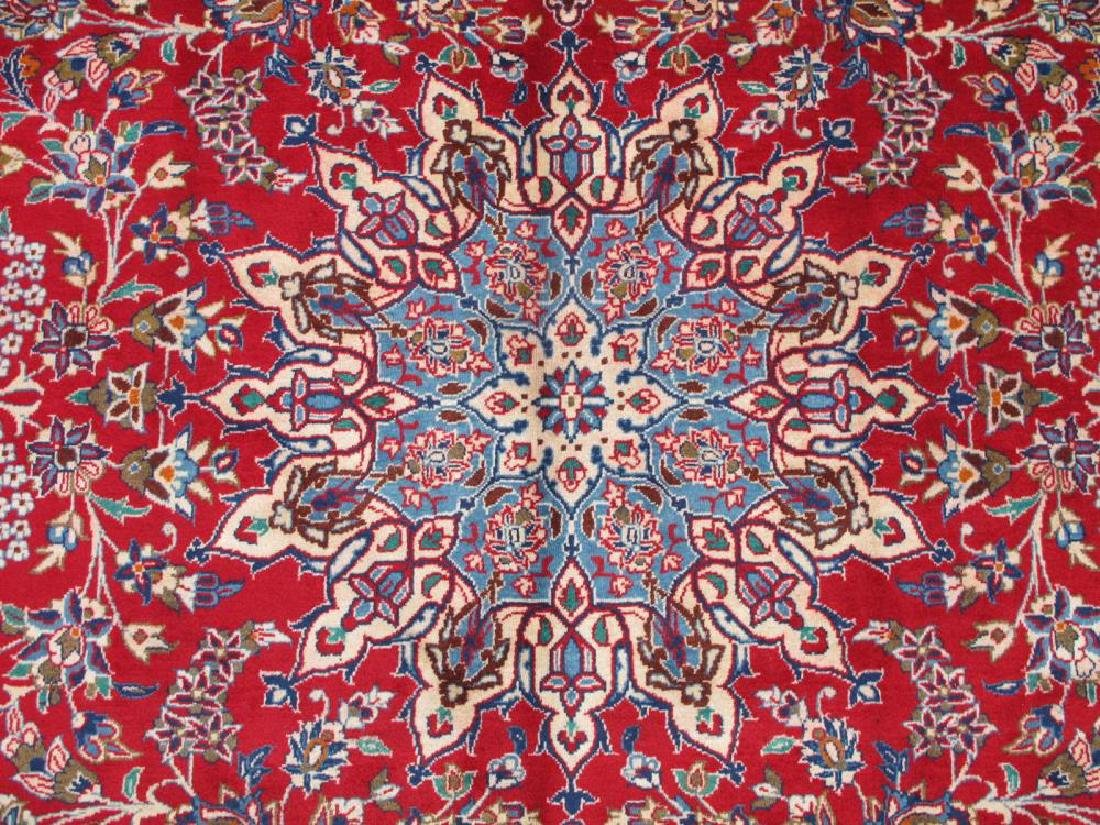 Absolutely Striking Authentic Persian Isfahan 10x13.4 - 4