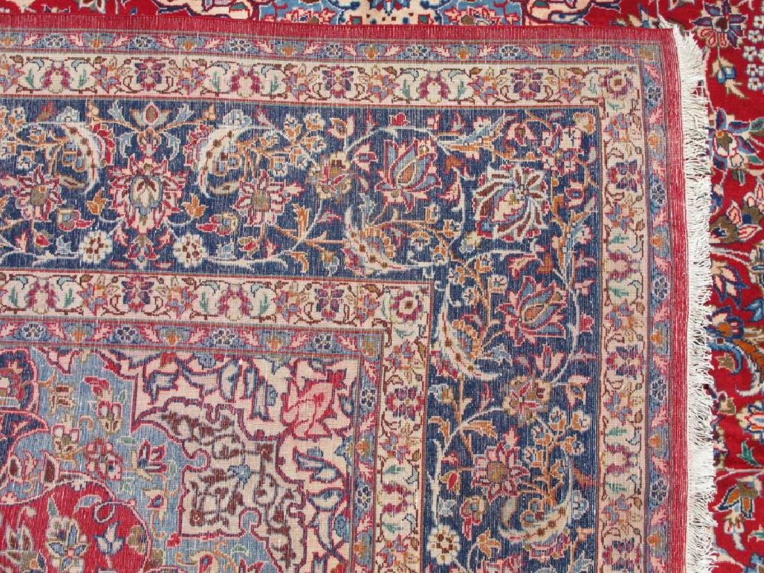 Absolutely Striking Authentic Persian Isfahan 10x13.4 - 5