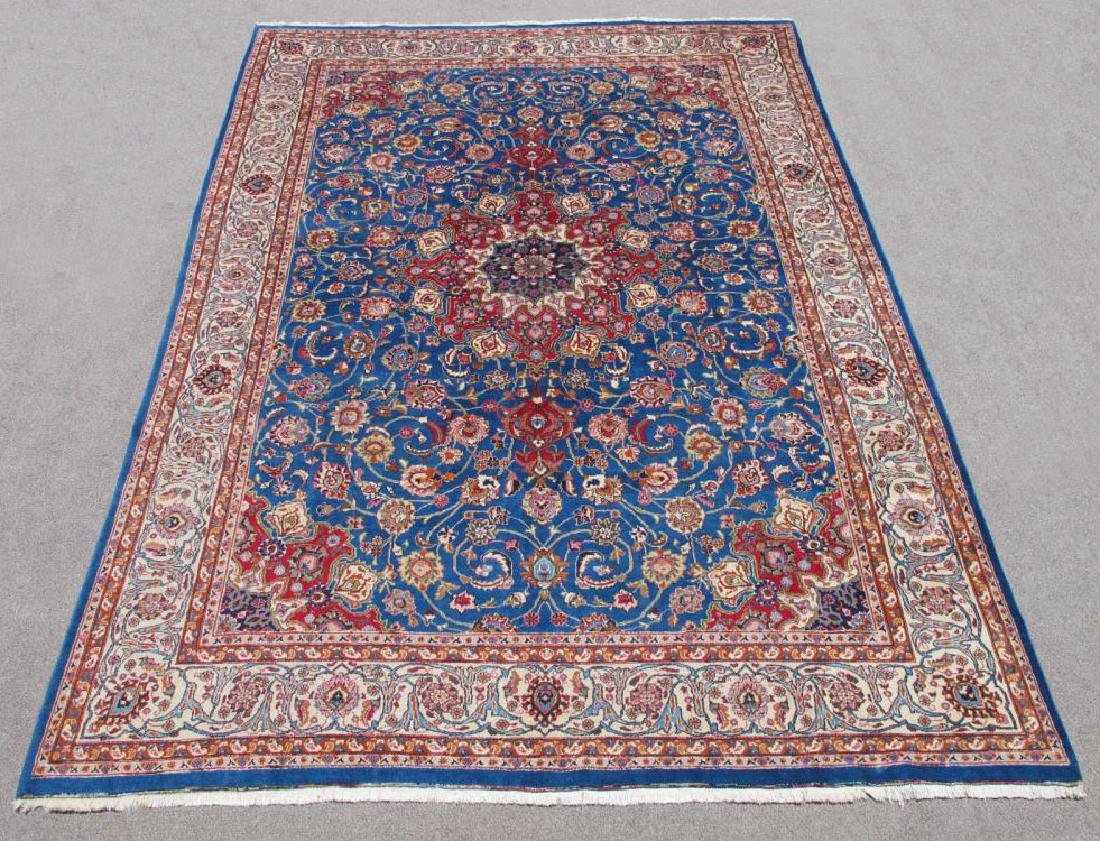 Highly Detailed Finely Contrasted Semi Antique Persian