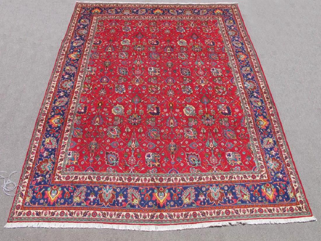 Absolutely Captivating Authentic Persian Tabriz
