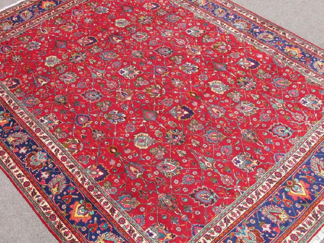 Absolutely Captivating Authentic Persian Tabriz - 2