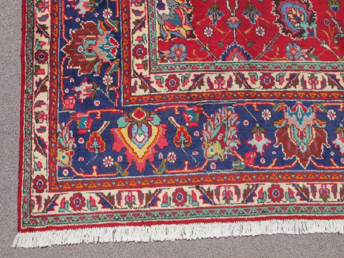 Absolutely Captivating Authentic Persian Tabriz - 3