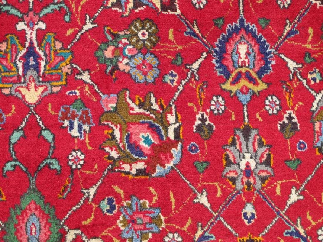 Absolutely Captivating Authentic Persian Tabriz - 4