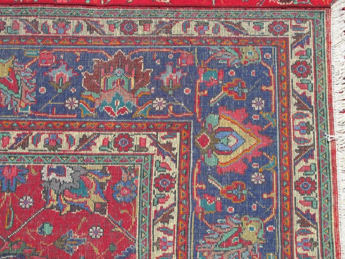 Absolutely Captivating Authentic Persian Tabriz - 5