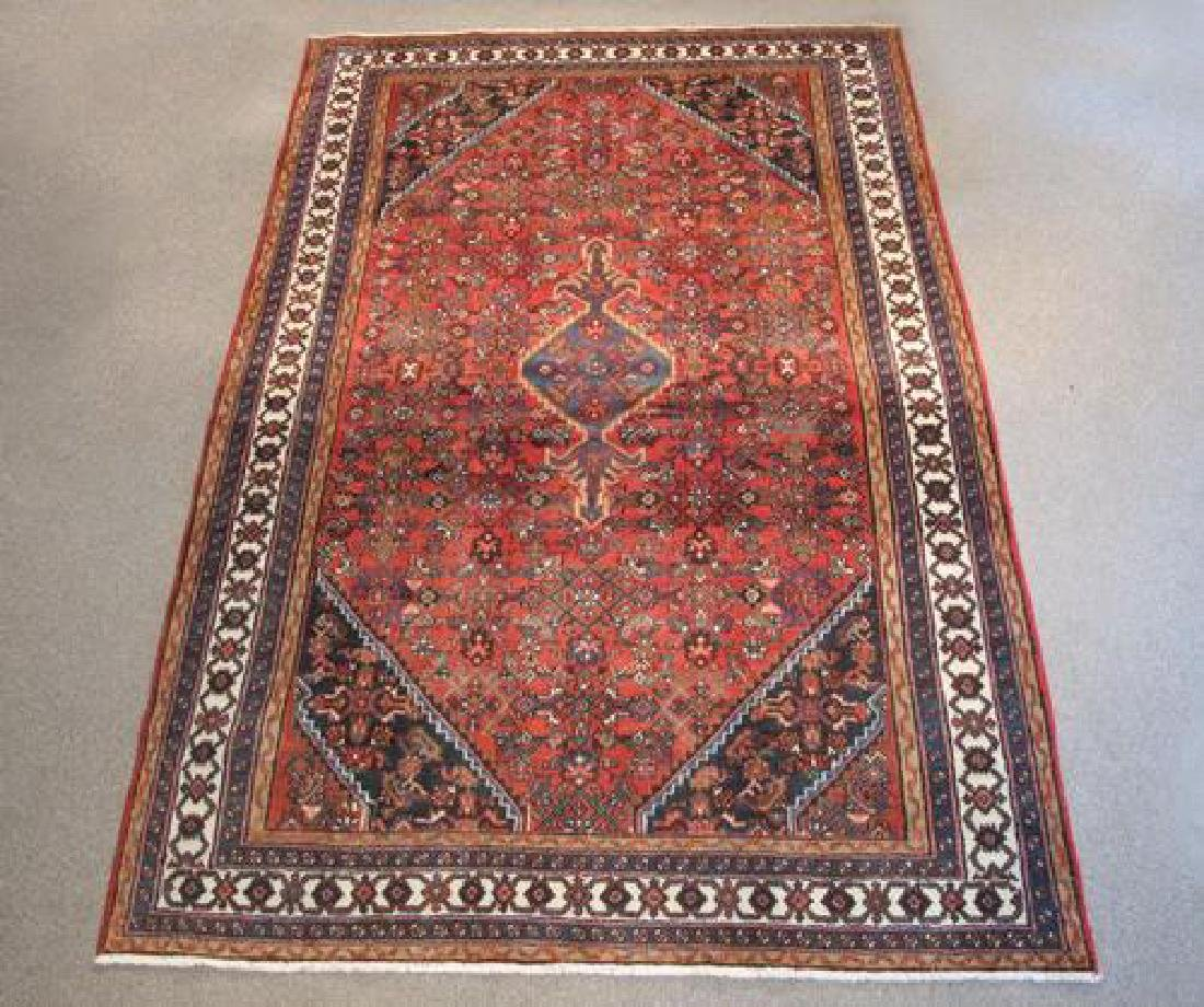 Absolutely Stunning Semi Antique Persian Hosseinabad