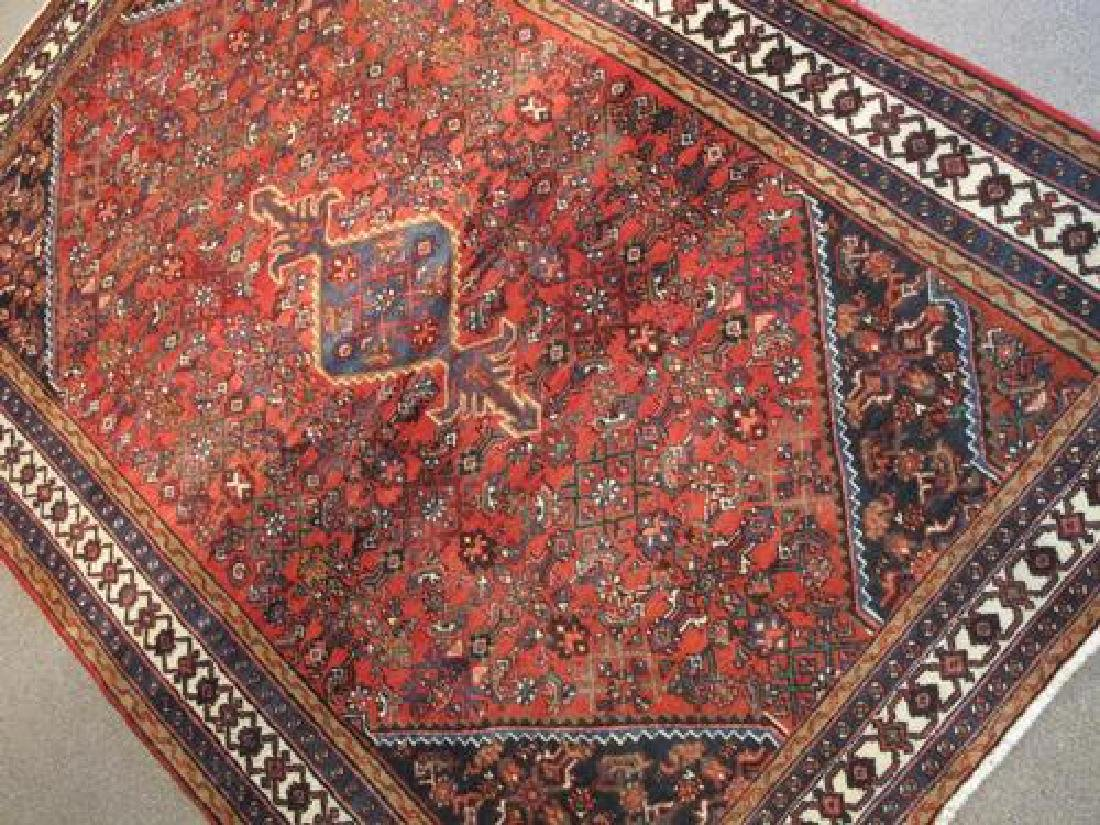 Absolutely Stunning Semi Antique Persian Hosseinabad - 2