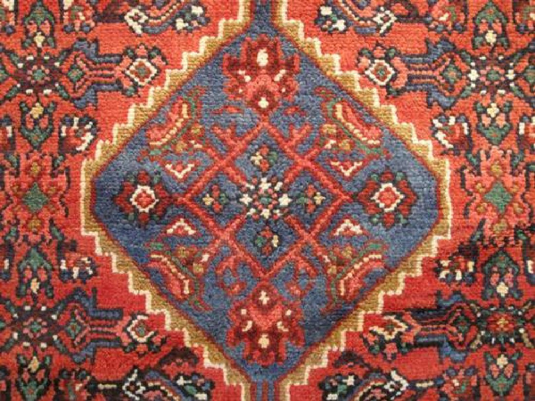 Absolutely Stunning Semi Antique Persian Hosseinabad - 4