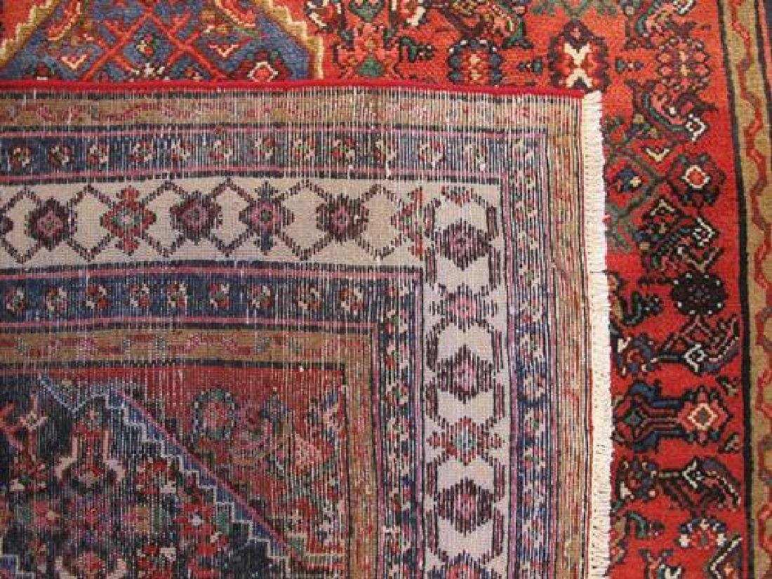 Absolutely Stunning Semi Antique Persian Hosseinabad - 5