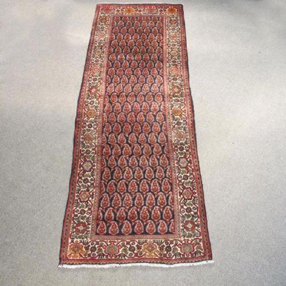 Simply Beautiful Semi Antique Persian Sarouk Mir
