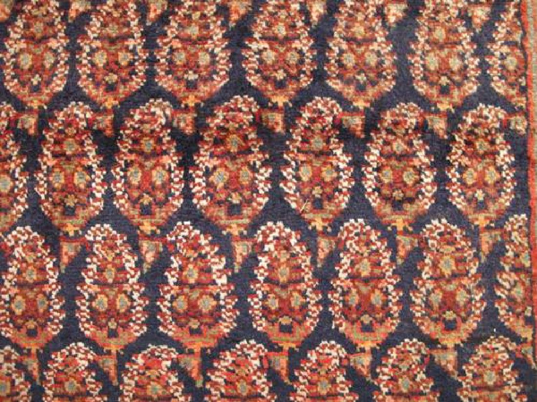 Simply Beautiful Semi Antique Persian Sarouk Mir - 4