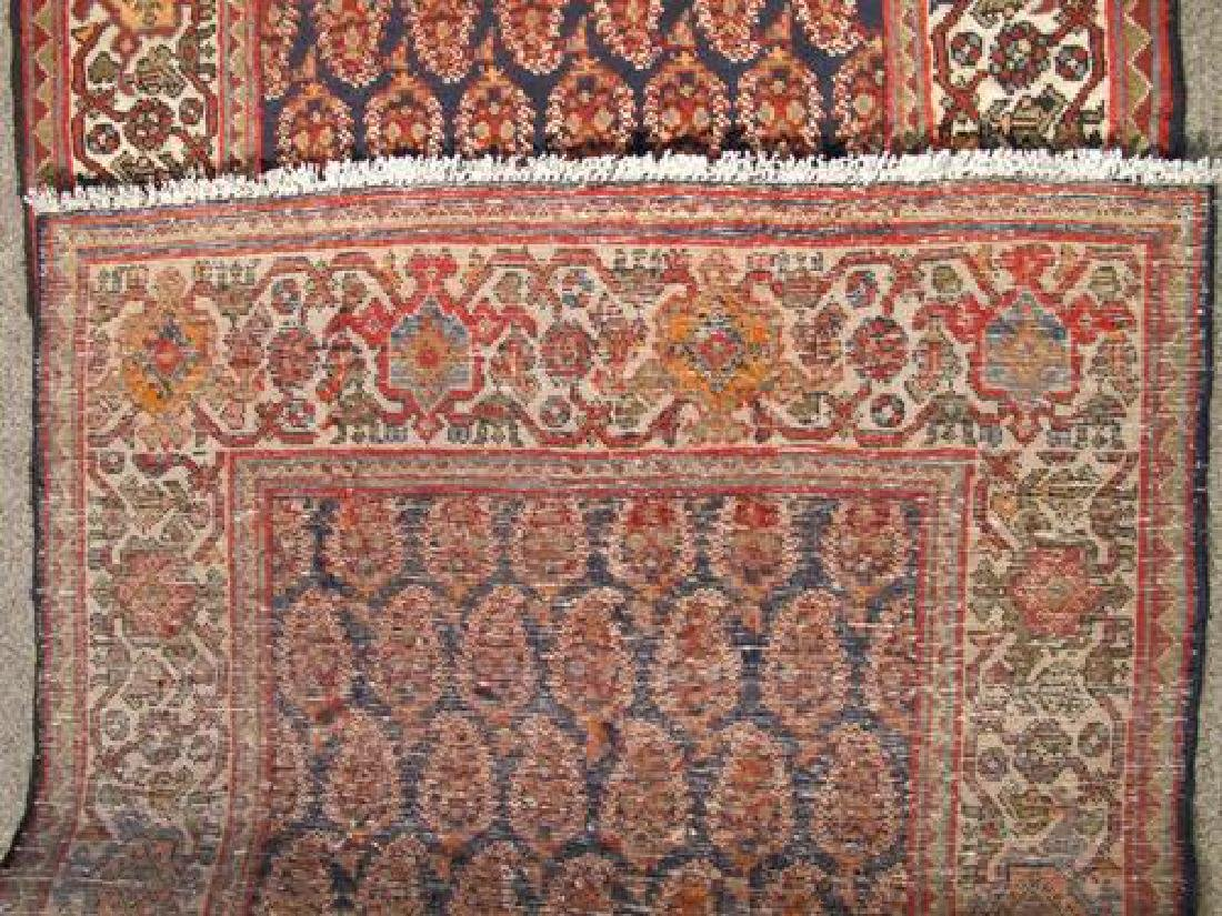 Simply Beautiful Semi Antique Persian Sarouk Mir - 5