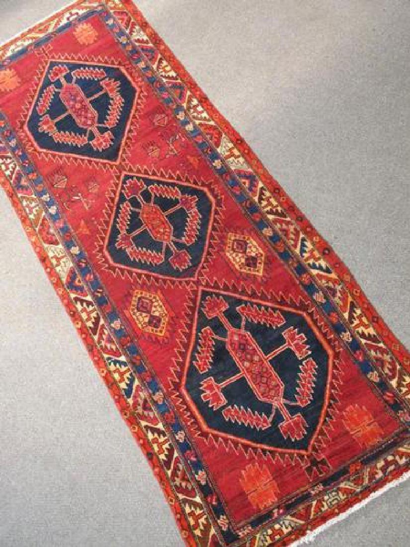 Very Fine Artistic Semi Antique Persian Malayer 10ft - 2