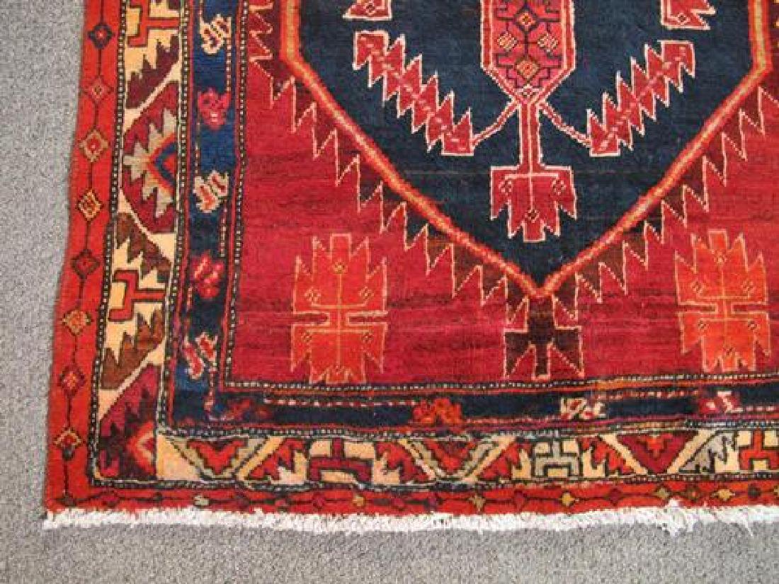 Very Fine Artistic Semi Antique Persian Malayer 10ft - 3