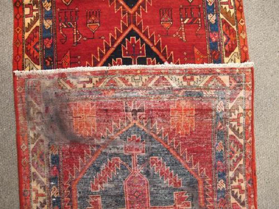 Very Fine Artistic Semi Antique Persian Malayer 10ft - 5