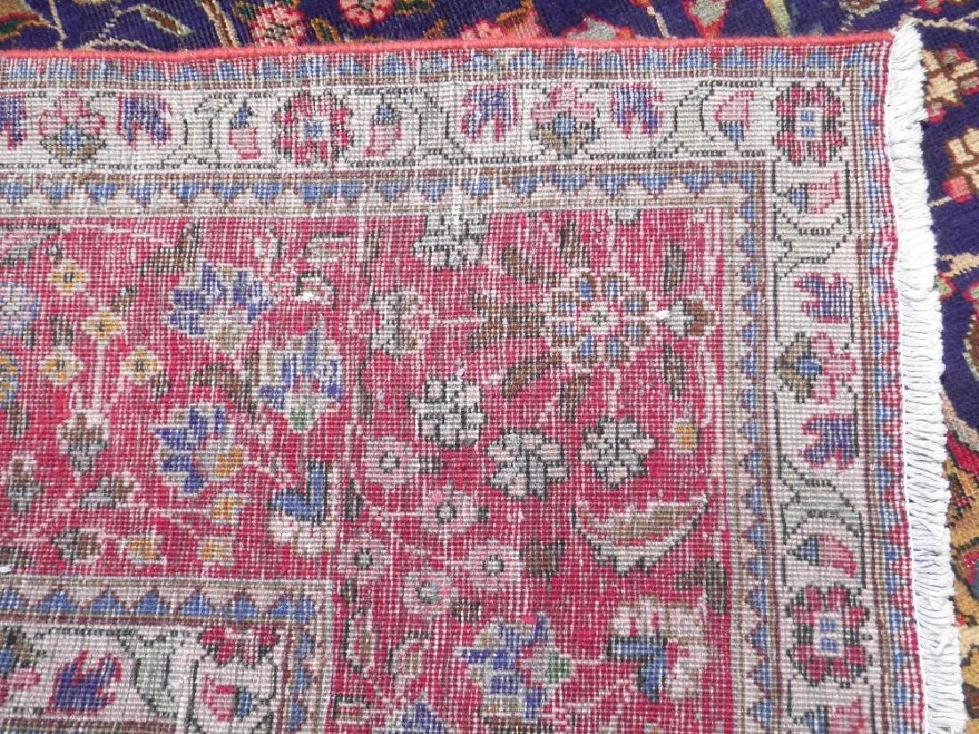 Stunning Semi Antique Persian Tabriz 13.1x10.2 - 8