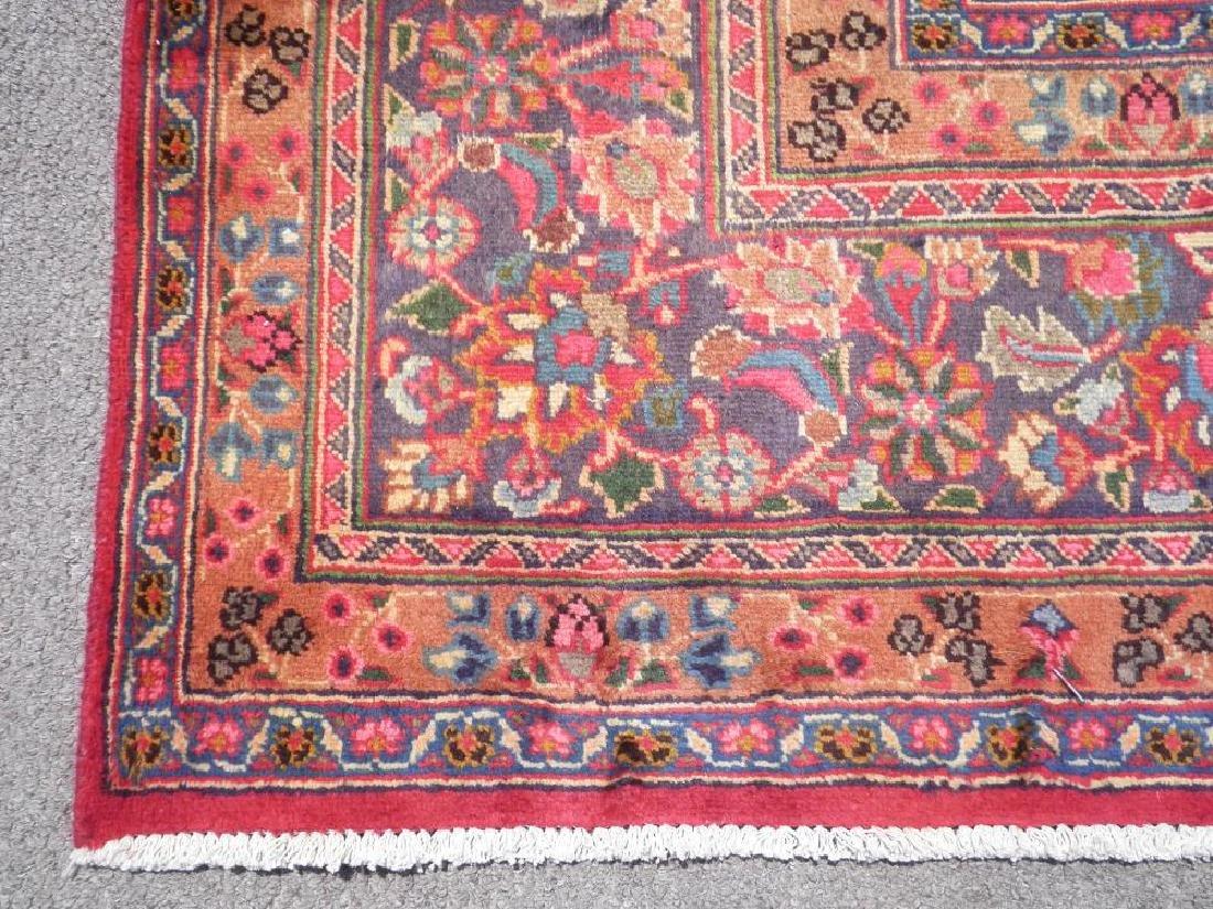 Strikingly Beautiful Semi Antique Persian Tabriz - 5