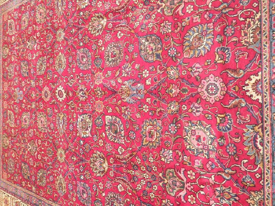 Fascinating Semi Antique All Over Persian Tabriz - 3