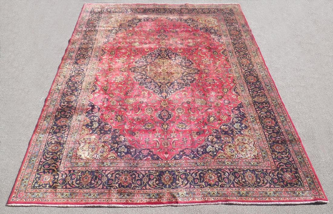 Investment Semi Antique Persian Mashhad 12.9x9.6