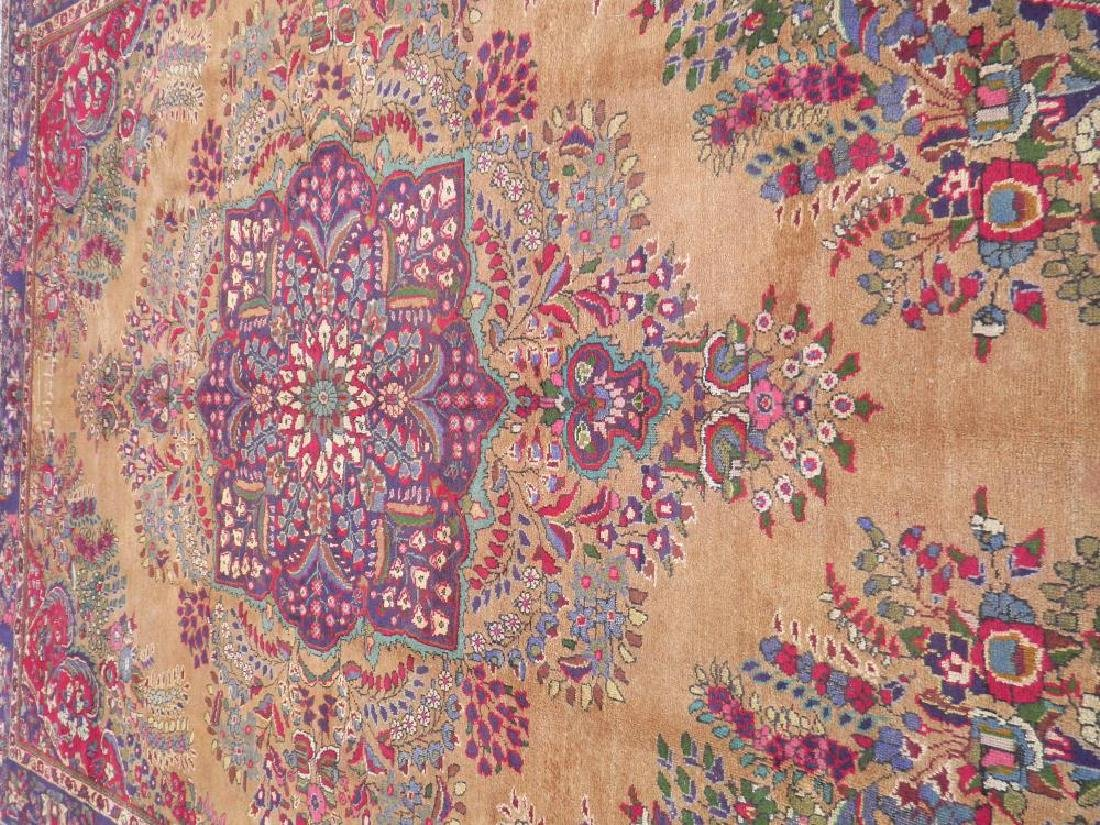 Spectacular Semi Antique Persian Tabriz 13.2x9.9 - 3