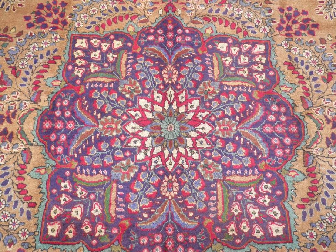 Spectacular Semi Antique Persian Tabriz 13.2x9.9 - 5