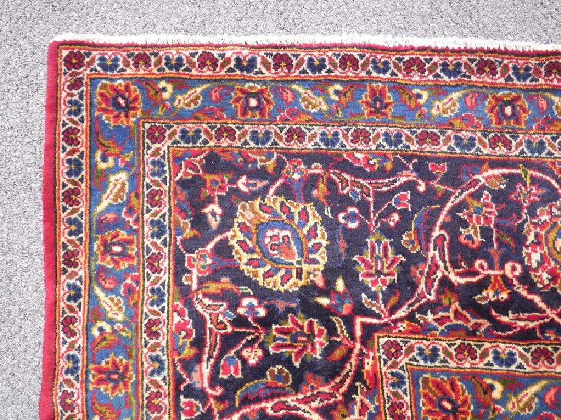 Simply Sensational Semi Antique Persian Kashan 13.3x9.8 - 5